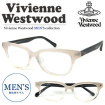 Vivienne Westwood 眼鏡 vw9001 ( by ) ベージュ イエロー 男性