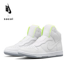 ◆NIKE sacai コラボ 776446 117 WMNS DUNK LUX SP スニーカー