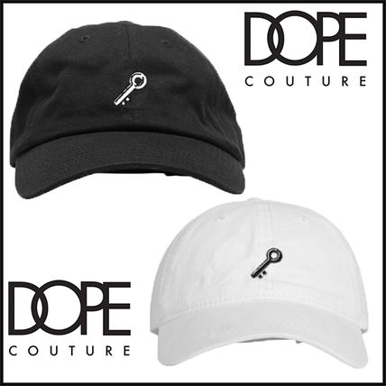 "16-17AW 新作 ""DOPE couture"" MONOCHROME KEY キャップ"