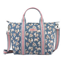[Cath Kidston正規品]  SHOPPER FOLD AWAY BILLIE MID BLUE