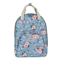 [Cath Kidston正規品] MULTI POCKET BACKPACK TRAILING ROSE