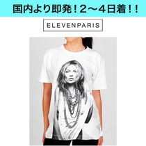 ELEVEN PARIS(イレブンパリ ) Tシャツ・カットソー 即日発送可!ELEVEN PARIS ALMOSS TEE