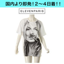 ELEVEN PARIS(イレブンパリ ) Tシャツ・カットソー 即日発送可!ELEVEN PARIS ケイトモスTee