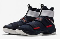 NIKE  LeBron Soldier 10 Olympic