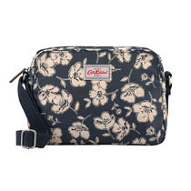 [Cath Kidston正規品] MINI BUSY BAG MATT COATED MONO POPPIES