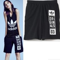 ADIDAS MEN'S ORIGINALS☆STREET GRAPHIC SHORTS AJ7634