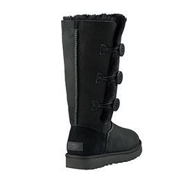 ☆★UGG ★☆BAILEY BOTTON TRIPLET II ウォータープルーフ- BLK