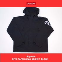 Mサイズ!Supreme(シュプリーム) APEX SEAM JACKET BLACK