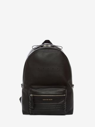 Alexander McQueen | BACK PACK WITH POCKET 【16AW】