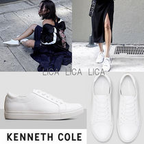 国内発送・ケンダル愛用 Kenneth Cole Kam Leather Sneaker