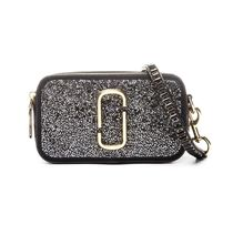 【 MARC JACOBS 】 Snapshot Small Crossbody Camera Bag Metal