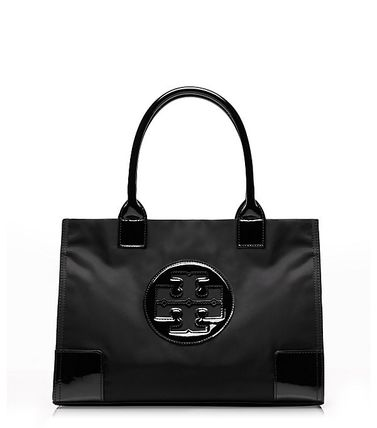 即発送!Tory Burch ELLA MINI TOTE 定番 黒 50009813