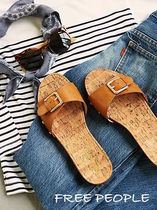 Free People - On & Off Footbed US6.5 2点のみ【サンダル】