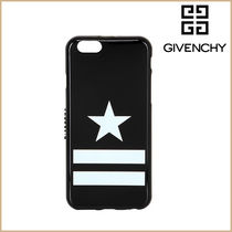 GIVENCHY(ジバンシィ) モバイルケース・アクセサリー 【新品】GIVENCHY  STAR PRINTED RUBBER iPhone 6 ケース