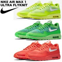 新色★NIKE AIR MAX 1 ULTRA FLYKNIT★7カラー★即日買付