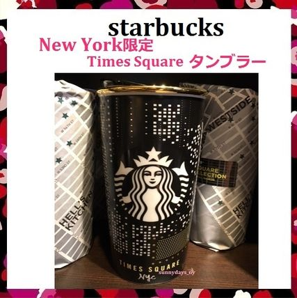 Starbucks New York limited square tumbler