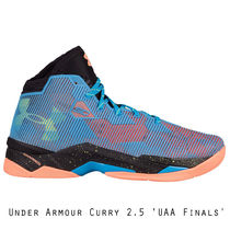 Under Armour Curry 2.5 'UAA Finals' Teal/Black/Mango