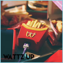 【WattzUp Power】ワッツアップパワー FRY OR DIE 充電器