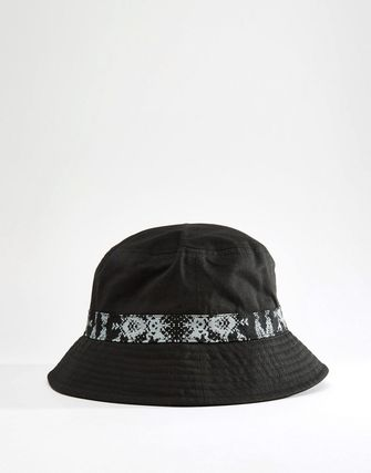 ASOS Bucket Hat With Snake Band