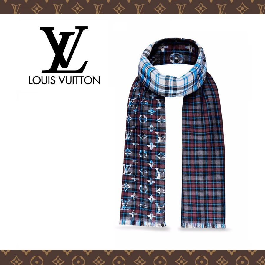 素敵!2016新作☆LOUIS VUITTON☆ETOLE MONOGRAM TARTAN