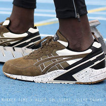Asics x Monkey Time Gel-Sight (Olive Crown) モンキータイム