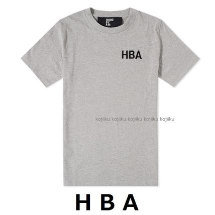 ▽国内発送 関税込▽HBA▽EMBROIDERED LOGO TEE♪
