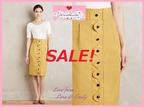 SALE!店舗完売*関送料込☆Ada Button Front Skirt  Size:4