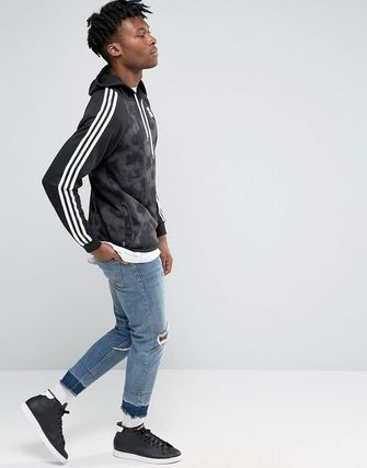 adidas Originals BB Hoodie In Black AZ6126