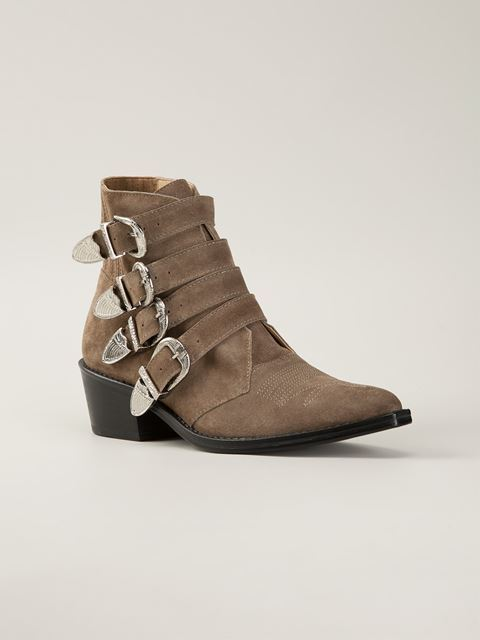 TOGA◆正規品◆'Pulla' ankle boot高橋愛 愛用◆送料無料◆