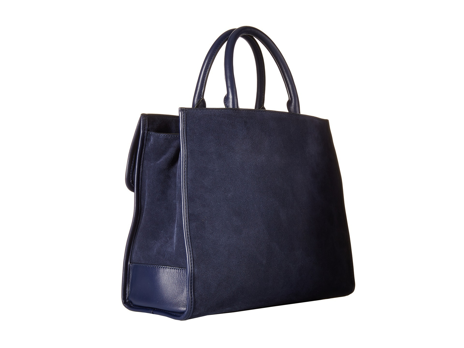 MARC JACOBS 正規品 大人気Madison Suede Tote 送料無料