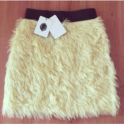 SRETSIS Skirt (US2) , yellow (New)