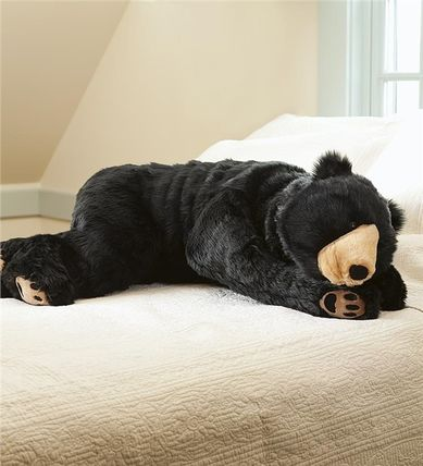 Big Bear Hug Body Pillow pillow