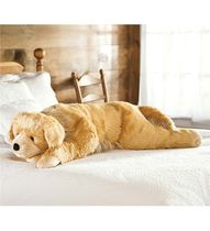 日本未入荷  Super Soft Golden Retriever Body Pillow  大型枕