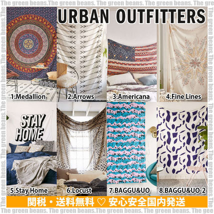 Urban Outfitters tapestry room decorations