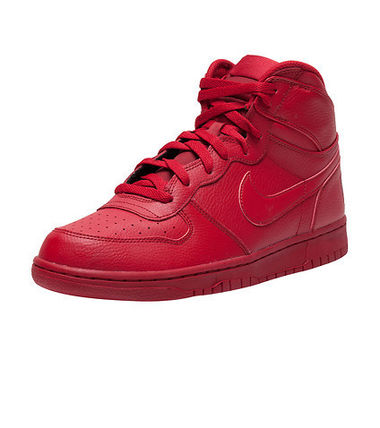 追尾/関税込 NIKE BIG NIKE HIGH SNEAKER 336608-660