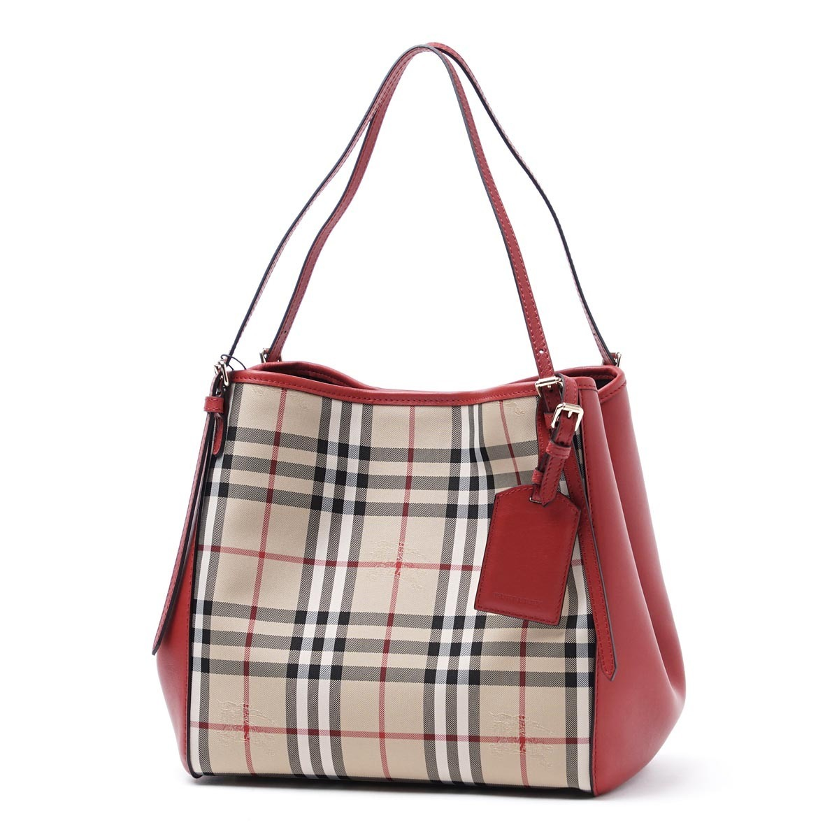 【BURBERRY】バッグ☆CANTER HONEY/PARADE RED★2016秋冬新作♪