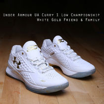 Under Armour Curry 1 One Low Friends and Family ホワイト
