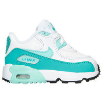 SS16 NIKE AIR MAX 90 TD TEAL WHITE 16.5-22cm BABY 送料無料