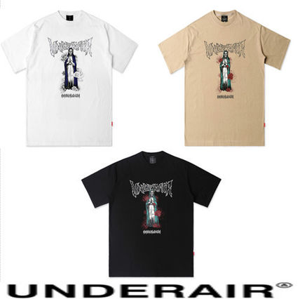 (UNDER AIR) ☆Deadmary T-shirt(U) 3色 ☆