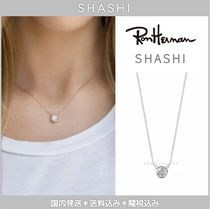 Shashi(シャシ) ネックレス・ペンダント [国内発送]ロンハーマン取扱*Shashi*Solitaireネックレス*2色