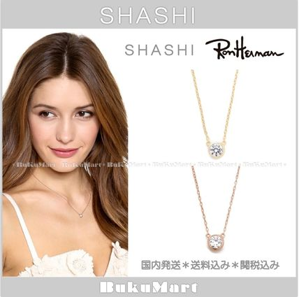 Shashi ネックレス・ペンダント [国内発送]ロンハーマン取扱*Shashi*Solitaireネックレス