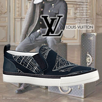 Louis Vuitton(ルイヴィトン) Soulier Victory Boat スニーカー