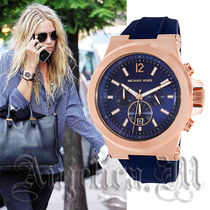 ★大人気★Michael Kors Unisex Oversized Navy Watch MK8295