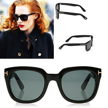 SALE TOM FORD Pitt color Cambell FT0198