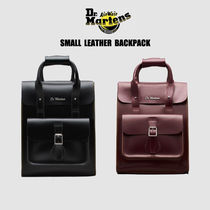 Dr Martens★SMALL LEATHER 2WAY BACKPACK★バックパック★2色