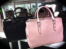 【kate spade】7月新作☆leighann/A4ファイル収納バッグ☆