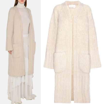 16-17AW C126 CHUNKY KNIT LONG CARDIGAN