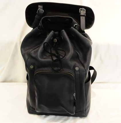 Coach バックパック・リュック 【COACH】コーチ★HENRY BACKPACK IN PEBBLE LEATHER(8)