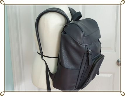 Coach バックパック・リュック 【COACH】コーチ★HENRY BACKPACK IN PEBBLE LEATHER(14)