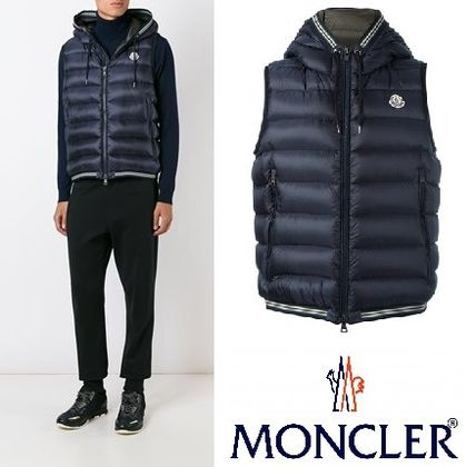 2016AW 新作 Moncler Amiens ダウンベスト